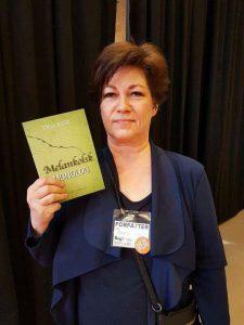 Forfatter Annette Dollard med Melankolsk monolog på Bogforum 2017